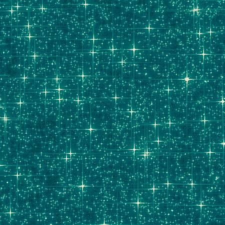 Interstellar<br>Teal Stars - 42564A-2