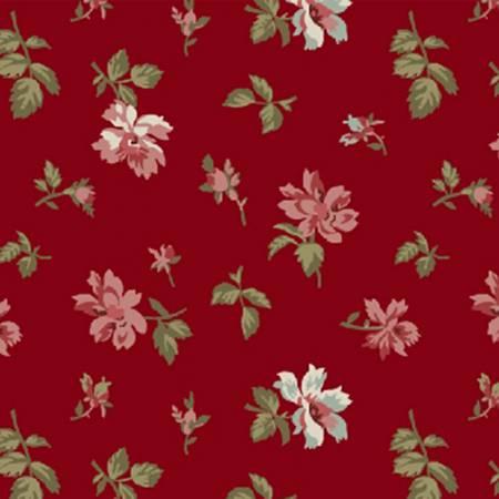 Legendary Loves - Red Small Flower Toss