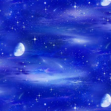 Royal Moon & Stars