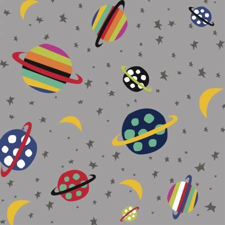 Grey Planets