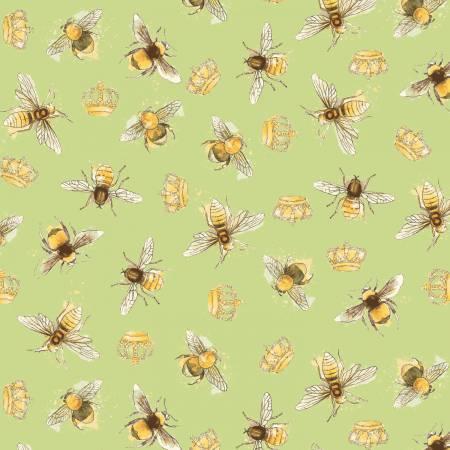 Bee My Sunshine<br>43317-4 Queen Bee Green