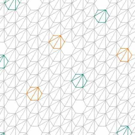Foundation Paper Hexagon BOTM