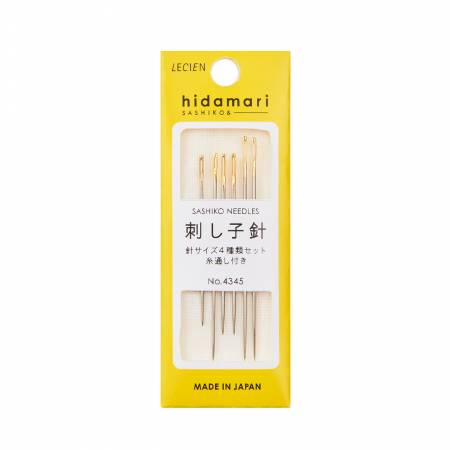 Cosmo Hidamari Sashiko Needle Set