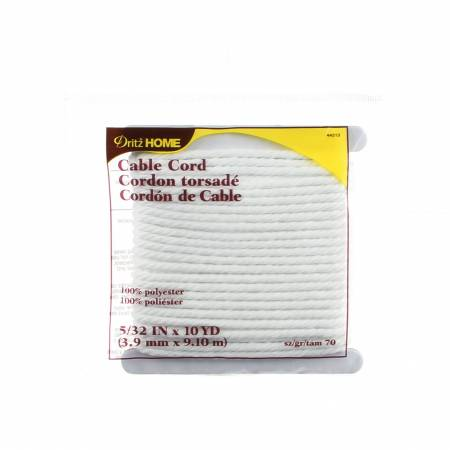 5/32 Polyester Cable Cord