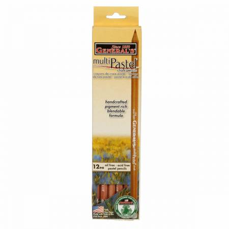 Pastel Chalk Pencil Light Blue - 1pc