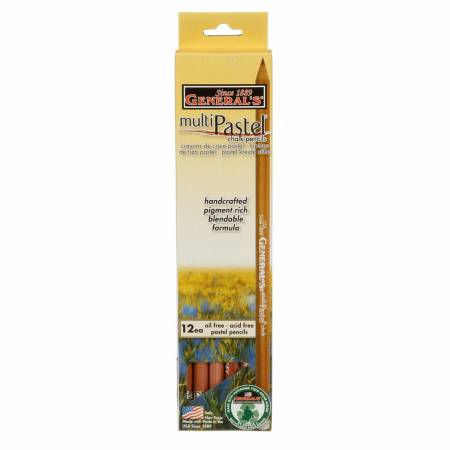 Pastel Chalk Pencil Light Grey - 1pc