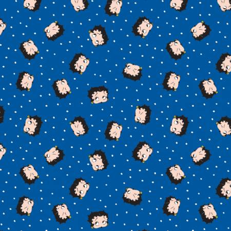 Betty Boop Dot - Royal - 4510204-2