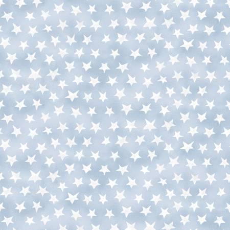Light Blue Stars