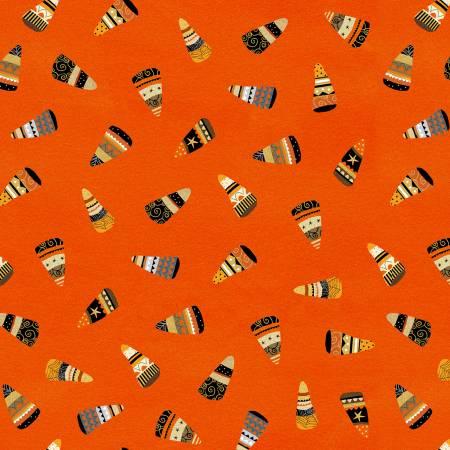 Cheekyville - Orange Candy Corn