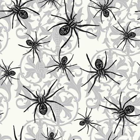 Halloween Sophisticated Spiders