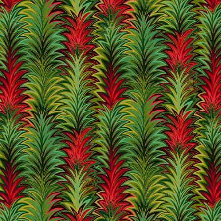 *Black Christmas Marbel Texture w/Metallic