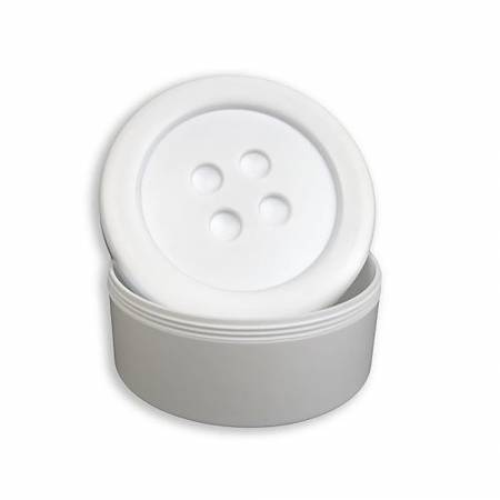 Button Shaped Storage Box