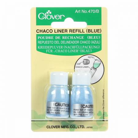 Chaco Liner Chalk Refill Blue