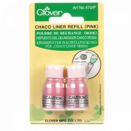 Chaco Liner Chalk Refill Pink