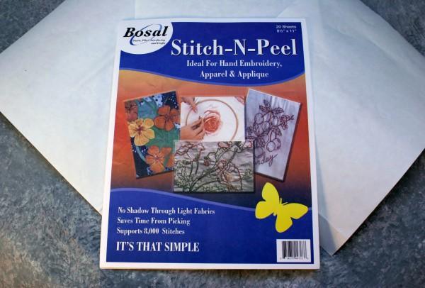 Stitch & Peel 8-1/2in x 11in 10pk