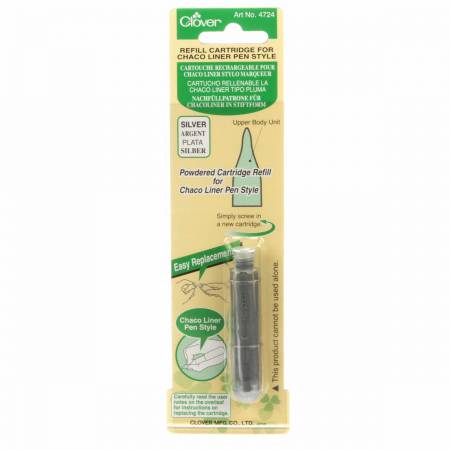 Chaco Liner Pen Chalk Refill Silver