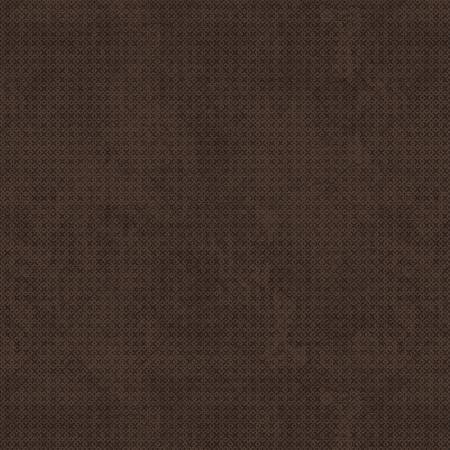 Dark Brown Criss Cross 108in Quilt Backing WP021519