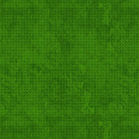 Green Criss Cross 108in Quilt Backing