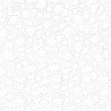 White/White Bubbles