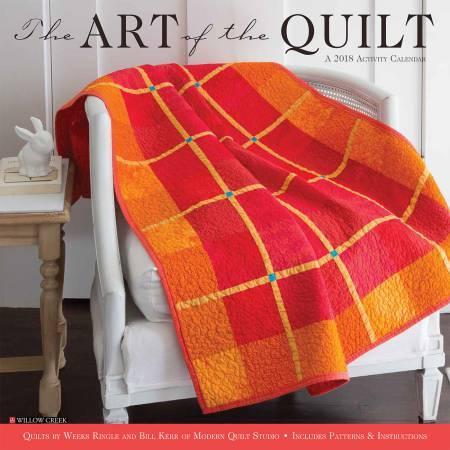 2018 Art of the Quilt Calendar