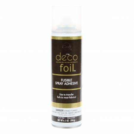 iCraft Deco Foil Fusible Spray Adhesive 6.5oz
