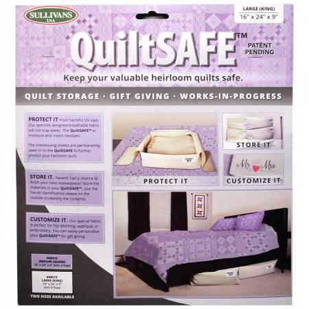 QuiltSAFE Storage Bag Large
