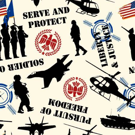 Patriotic Serve & Protect