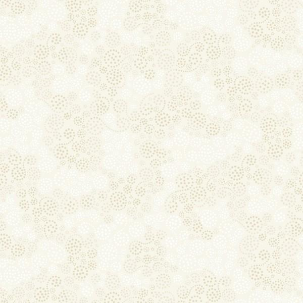 Cream Sparkles Flannel