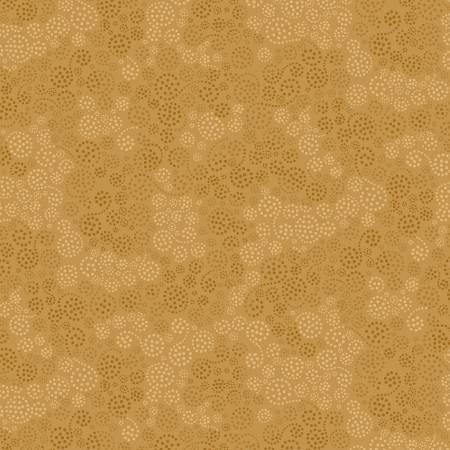 Dark Tan Sparkles Flannel