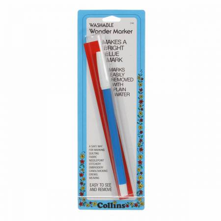 Water Erase Marking Pen Blue - 48C