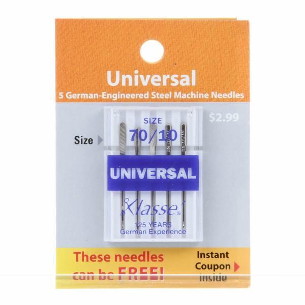 Klasse Needles Universal 70/10
