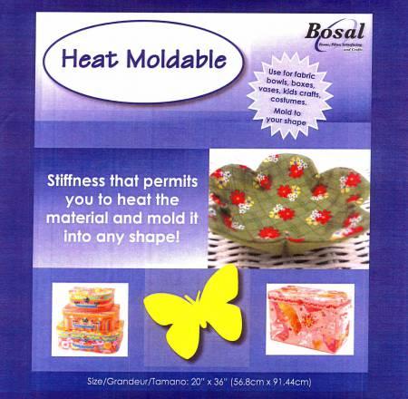 Bosal Heat Moldable Stabilizer 20in x 36in