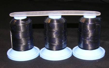 Filament Polyester Bobbin Thread 1100 yd Black