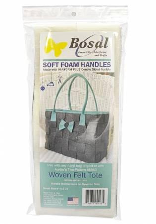 493B-02 Soft Foam Handles