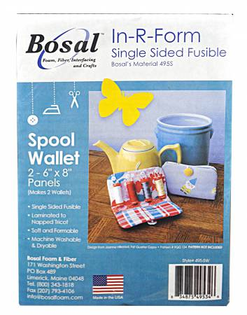 Bosal - In-R-Form Spool Wallet