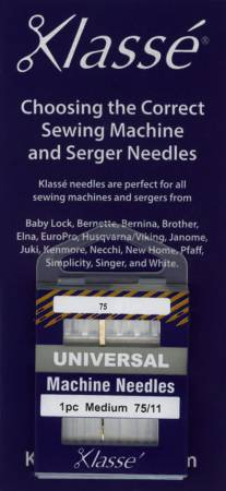 Klasse Single Needle Universal Size 80/12 AK003 0806