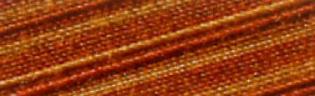 Cotton Quilting Thread 3-ply 40wt 3000yds Variegated Rusty Oranges