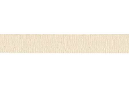 Twill Tape by the yard Natural 1