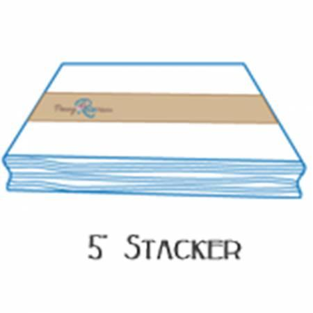Charming 5 Inch Stacker 42 Pcs