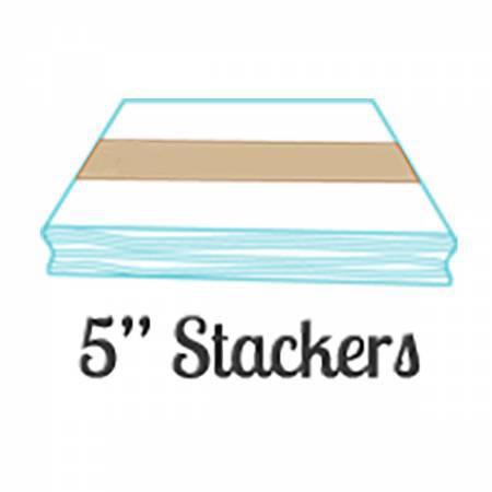 Sorbet 5 Inch Stacker 42 Pcs/bundle