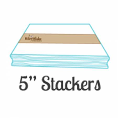 Flora 5 Inch Stacker 42 Pcs