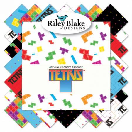 Tetris 5in Squares 42pcs/bundle, 3 bundles per pack