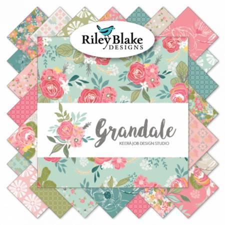 Grandale- 5in Squares 42pcs/bundle