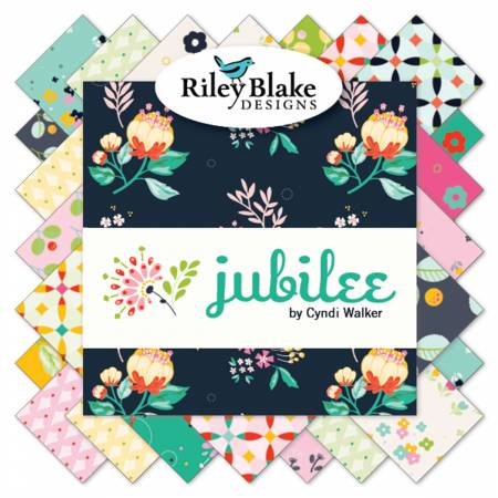 Jubilee 5in Squares 42pcs