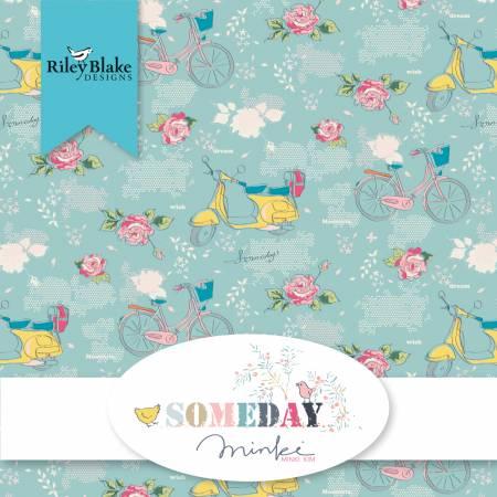 Someday 5 Squares (Minki Kim) 42 pcs