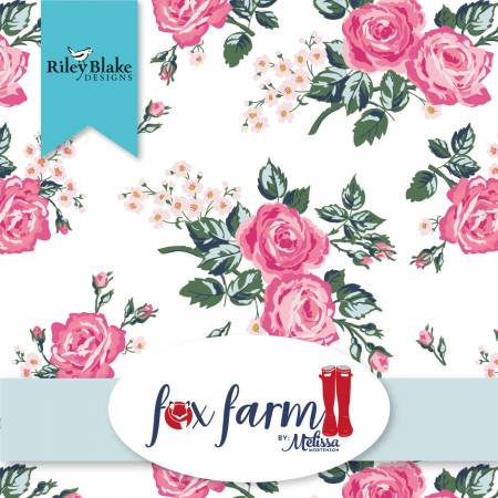 Fox Farm 5in Squares, 42pcs/bundle