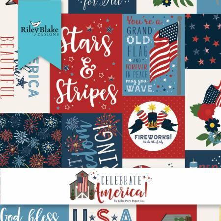 Celebrate America Fat Quarter Bundle