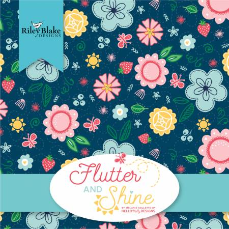 Flutter & Shine 5 Stackers