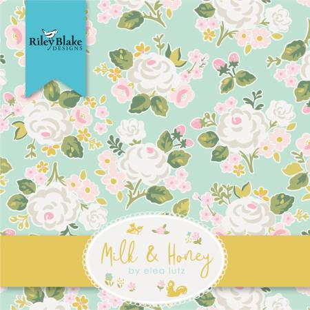 Milk and Honey Five Inch Squares