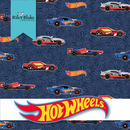Hot Wheels 5 Squares